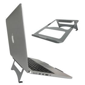 Laptopstandaard - Macbook stand - Metaal - Zilver