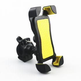 telefoonhouder fiets geel